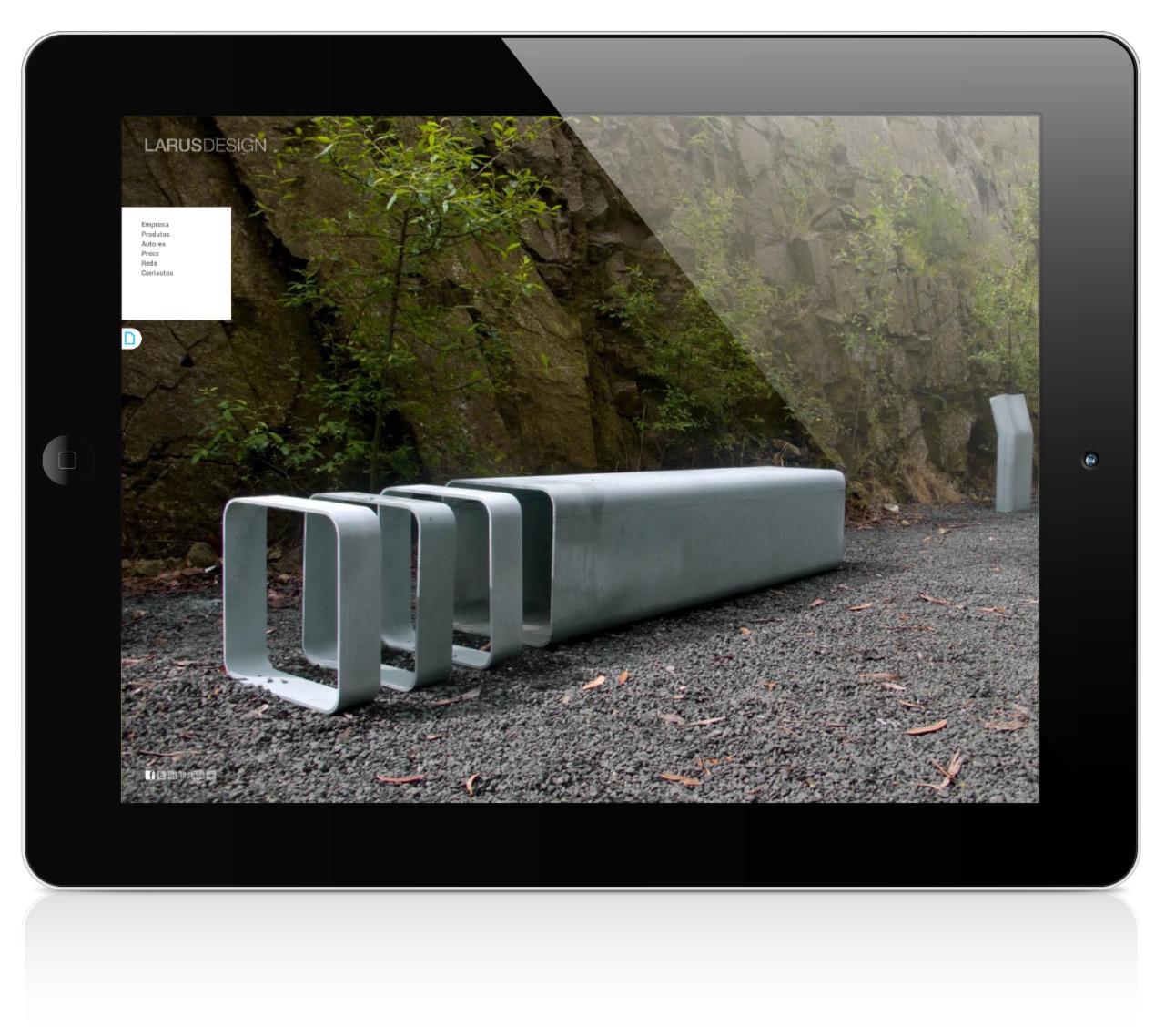 larus-website