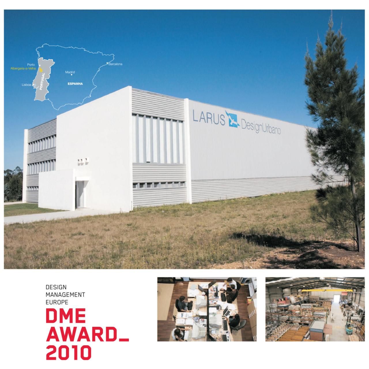 larus-dme-award