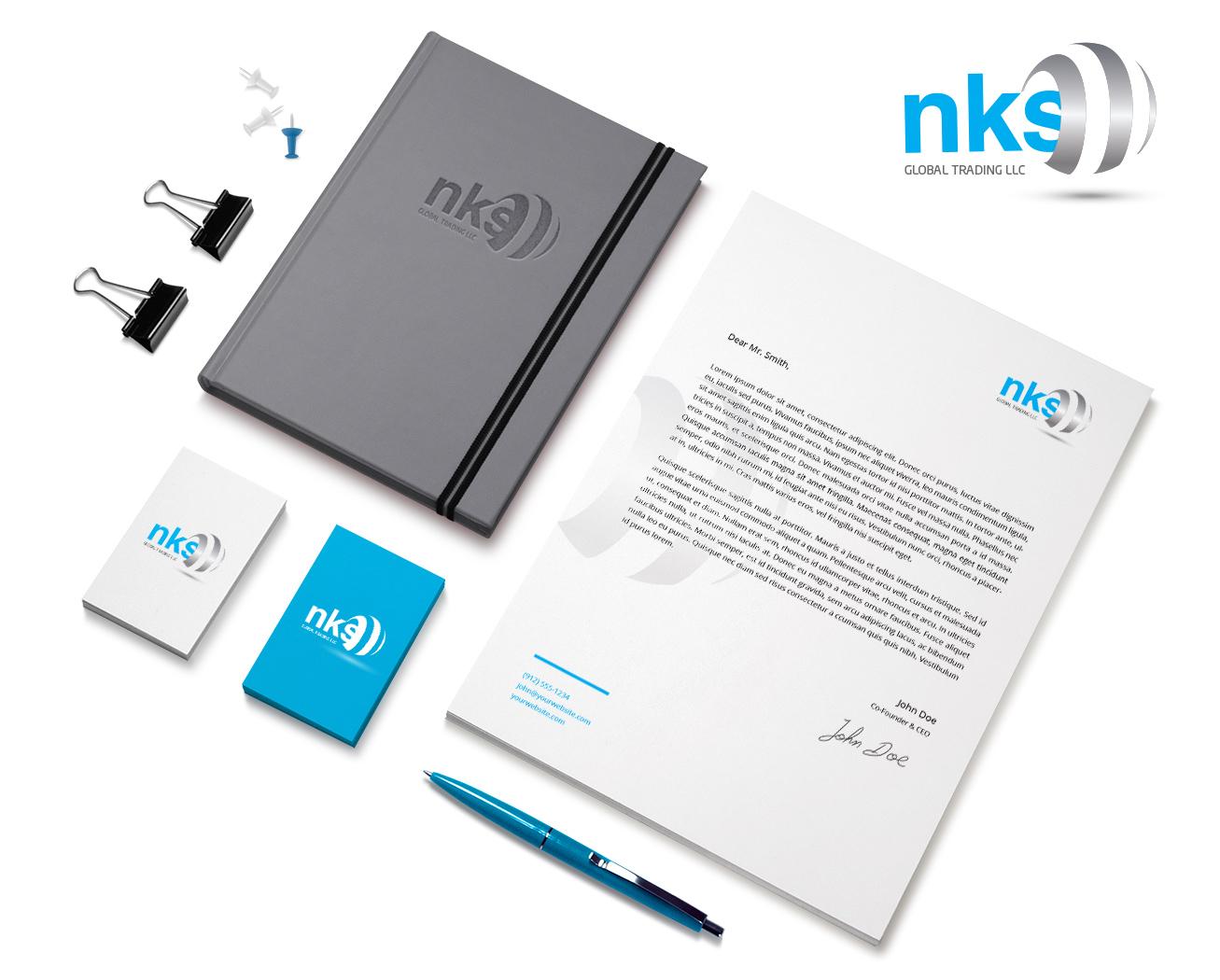 nks - global trading identity