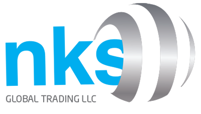 nks - global trading logo