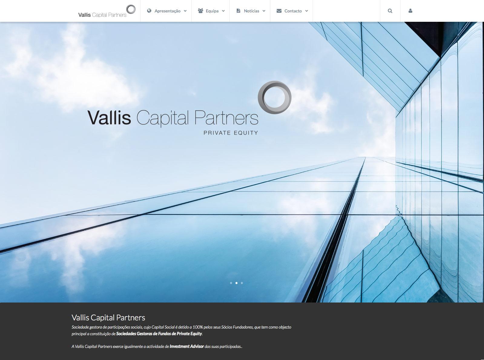 vallis capital partners background