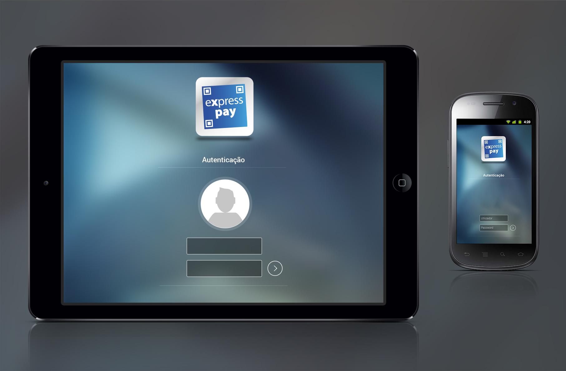 express pay interface