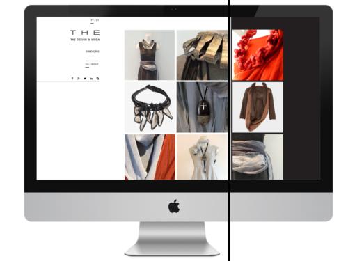 the_design_store website
