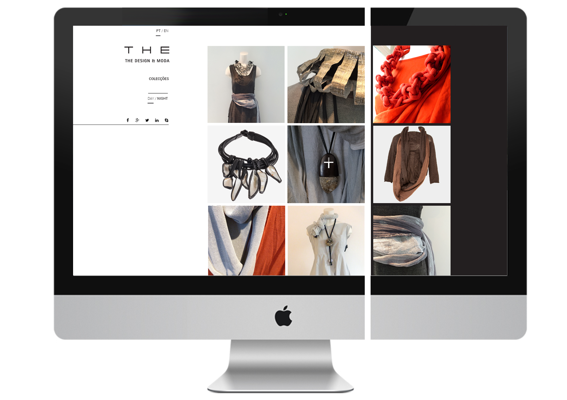 the_design_store website