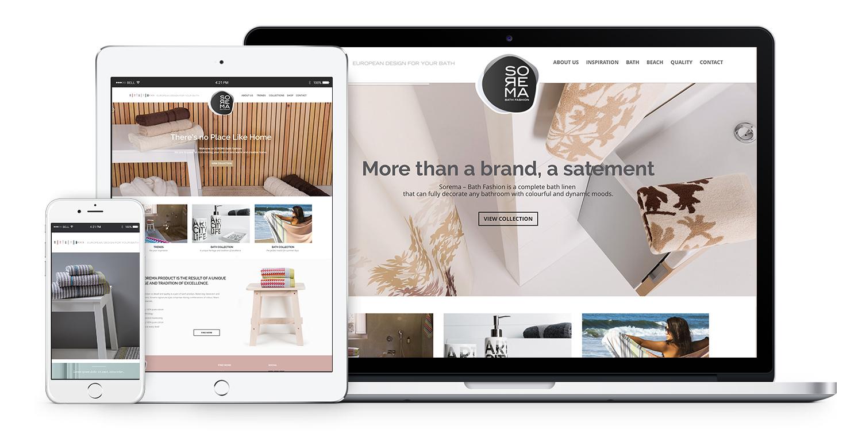 sorema_bath_fashion website